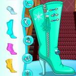 Elsa Boots Design