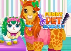Funny Pet Haircut