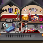 Monster High Halloween House