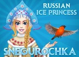 Russian Ice Princess